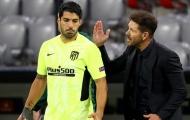 Vắng Suarez, 'phong cách mới' của Simeone phá sản?
