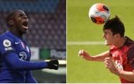 Top 10 quái thú không chiến: Varane chào thua Maguire, 'Viên ngọc đen Chelsea' thống trị
