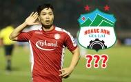 Thuận ý bầu Đức, Công Phượng sẽ trở về HAGL ở V-League 2021?