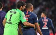 Đội hình đồng đội ra đời sau khi Buffon bắt đầu chơi chuyên nghiệp