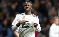 Vinicius: 'Ở Real không có những ước mơ, chỉ xuất hiện các mục tiêu'