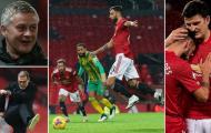 5 điểm nhấn Man Utd 1-0 West Brom: 'Người cũ' xuất thần, cứu tinh Fernandes