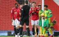 Solskjaer: 'Có lẽ Man Utd là những người may mắn'