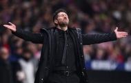 'Quái kiệt' Simeone trở lại, ứng viên cho ngôi vương La Liga lộ diện