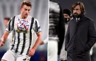 Andrea Pirlo đã tìm ra người đội trưởng thật sự cho Juventus