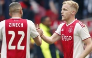 10 thương vụ giúp Ajax kiếm bộn tiền: Van de Beek chỉ xếp thứ 5, Ziyech ở đâu?