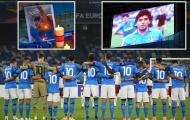 Đêm qua, Diego Maradona đã trở về với Napoli
