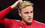 """Giải cứu"" Van de Beek, đại gia Serie A ra giá 31 triệu bảng"