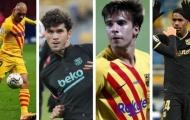 4 cầu thủ Barcelona chiến đấu để ở lại Camp Nou