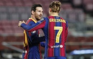 Martin Braithwaite là lời giải cho mối liên kết giữa Messi và Griezmann