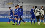 Leicester thua sốc đội áp chót, top 4 diễn biến kịch tính