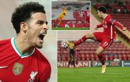 Điềm tĩnh giành 3 điểm, Liverpool chính thức vào vòng 1/16 Champions League