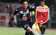 Đón 'người cũ' từ SHB Đà Nẵng, CLB Long An có tân binh đầu tiên cho mùa 2021
