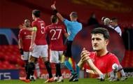 Fred nhận thẻ đỏ, Maguire nói thẳng về công tác trọng tài tại Champions League