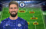 Đội hình Chelsea đấu Leeds United: Người hùng lập poker sẽ đá chính?