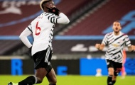 10 con số thú vị sau trận West Ham - Man Utd: 'Hung thần' Pogba