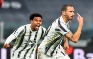 Ronaldo tịt ngòi, Juventus giành 3 điểm nghẹt thở ở Serie A