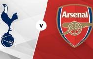 Đội hình kết hợp Arsenal - Spurs: Không Partey, 'tam tấu hủy diệt' xuất hiện