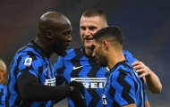 Lukaku mở điểm, cựu sao Real lập cú đúp, Inter 'phả hơi nóng' lên Milan