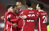 Chấm điểm Liverpool trận Wolves: 'Kẻ thế vai' Van Dijk xuất sắc