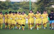 Tuyển thủ ĐT Việt Nam hứng khởi trong buổi tập đầu tiên trong năm 2020