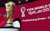 CHÍNH THỨC! Bốc thăm vòng loại World Cup 2022: Anh, Hà Lan gặp khó