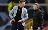 Thua Man Utd 0-5 ở lượt đi, HLV Leipzig nói rõ kế hoạch khi tái đấu