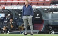 Bị Koeman cho ra rìa, sao Barca tuyên bố 'không bao giờ chấp nhận'