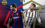 XONG! Barca chốt danh sách đấu Juventus, Ronaldo hồi hộp!