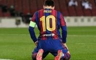 5 thống kê đáng buồn của Barcelona sau thảm bại trước Juventus