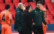 SỐC: Lộ chi tiết đoạn đối thoại giữa các trọng tài ở trận PSG vs Istanbul