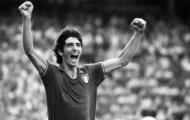 Vĩnh biệt Paolo Rossi, cầu thủ vĩ đại bậc nhất lịch sử bóng đá Ý