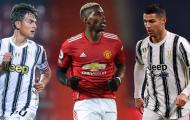5 cầu thủ Juve mà M.U nên cân nhắc trao đổi trong vụ Pogba