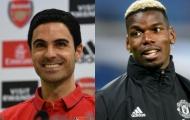Pogba đến Juventus, Arsenal bỗng thành 'ngư ông đắc lợi'
