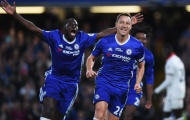 Sao Chelsea được ví như Marcel Desailly và John Terry