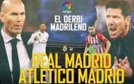 Đội hình kết hợp trận Derby thành Madrid: 'Tam tấu' hủy diệt, hàng thủ trong mơ