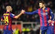 """Gia cố hàng thủ, Barca đưa """"Mascherano 2.0"""" vào tầm ngắm"""