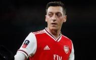 Rời Arsenal, Ozil được săn đón ở 3 bến đỗ khó tin