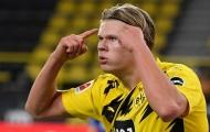 Dortmund hóa 'hổ giấy' khi thiếu Erling Haaland