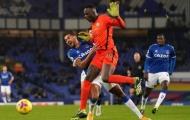 Mendy mắc sai lầm tai hại, Chelsea đen đủi bại trận tại Goodison Park