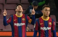 Messi lóe sáng giải mã 'người nhện', Barca nhọc nhằn thắng sát nút