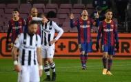 Đả bại Levante, 'máy phối bóng' Barca phá vỡ im lặng