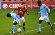 Tân binh chạy cánh của Man Utd ghi bàn thứ 3 sau 3 trận