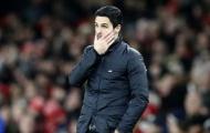 Thua Burnley, Arsenal đã có quyết định về việc sa thải Arteta