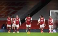 Arsenal bị chê chơi bóng thiếu tự tin hơn cả đội đang đua trụ hạng