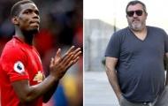 Để Raiola lộng hành, Pogba khiến người cũ Man Utd 'sốc nặng'