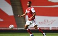 Thêm nguồn xác nhận, Arsenal lại đau đầu vì 'nạn nhân' của Gabriel
