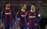 Thua trận, đối thủ tiết lộ thực tế lạ lùng về Barca