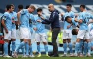 Vì sao Man City lại khô hạn bàn thắng?