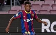Ansu Fati thừa nhận 'thấy mệt' khi xem Barca thi đấu
